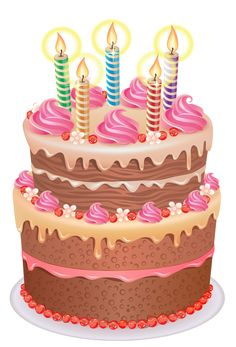 Cake PNG Clipart Image