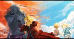 Ed and Al: Fullmetal Alchemist