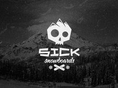 logo / Sick Snowboards