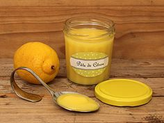 Pâte de Citron au Micro-Ondes (Lemon Curd) Photo : http://la-cuisine-des-jours.over-blog.com © 2013