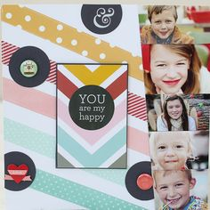Life Pages Cards as Layout Inspiration