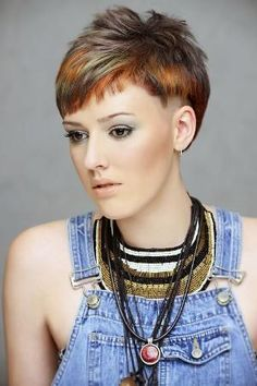 Khayaam State Finalist - Goldwell Colorzoom 2013 by wteresa