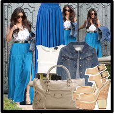 126. Street Style: Kim Kardashian, created by jovana-salvatore on Polyvore