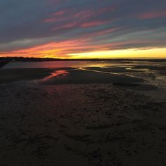 Shot from Duxbury Beach at #sunset #drone #dronelife #aerialphotography #flymyphotos