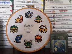 caslzelda is no stranger to this blog. I end up posting almost everything she makes, because everyone loves it! It should also come as no surprise that she is a big Zelda fan. Without further ado, ...
