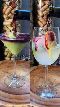 Alcohol Drink Recipes, Wine Recipes, Cooking Recipes, Wine Drinks, Cocktail Drinks, Alcoholic Drinks, Pool Bar, Yummy Drinks, Yummy Food