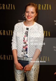 News Photo : Jella Haase arrives for the Opening Night by...