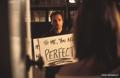 Andrew Lincoln (and Keira Knightley) in Love Actually (2003)