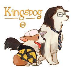 wherever you go, there you are — kadeart: Kingsdog : The Fluffy Service Kingsman Harry, Kingsman Movie, Kingsman The Secret Service, Kings Man, Creature Design, Furry Art, Dog Art, Cartoon Drawings, Character Design