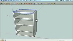 Sketchup for Woodworkers - Home