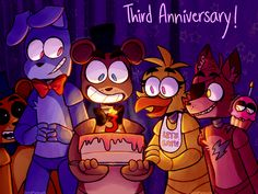 five nights at freddy's art | Tumblr