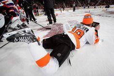Scott Hartnell - Philadelphia Flyers