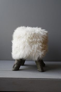 kruk schapenvacht - bs324 - Dreamz restyling