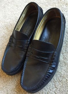Hombre's Leather Slippers Zapatos Hand Hand Zapatos Made Talla 7 8 9 10 11 12 13 d868aa