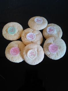 My homemade Swedish Drommar Biscuits (Dream Biscuits)