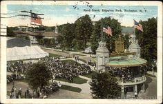 Band Stand Edgerton Park Rochester New York-