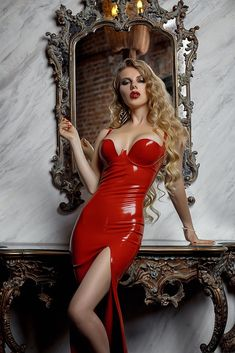 Latex, leather, lingerie and Sexy Latex, Latex Fashion, Fashion Models, Sexy Rock, Mode Glamour, Dress Up, Bodycon Dress, Fashion Network, Classy Girl