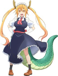 """Miss Kobayashi's Dragon Maid"" Upcoming Anime"