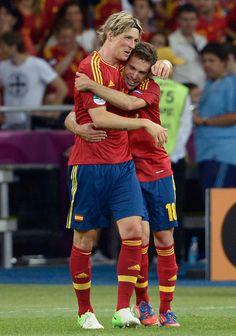 Fernando Torres  Jordi Alba