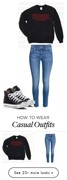 """Cozy+Casual"" by pearl122702 on Polyvore featuring Converse"