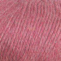 Ferner ALPACA - No. 178 Rot meliert - 50gr., 100, 4,5