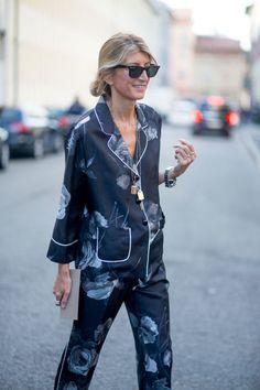Best Milan Fashion Week Street Style Spring 2016 - Milan Street Style pj