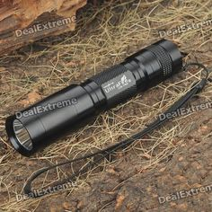 UltraFire C6-T60 5-Mode 910-Lumen White LED Flashlight with Strap - Black (1 x 18650). Note: We are currently unable to ship to addresses in HongKong, mainland of China.. Tags: #Lights #Lighting #Flashlights #LED #Flashlights #18650 #Flashlights