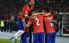 Chile venció a Ecuador en el inicio de la Copa América 2015