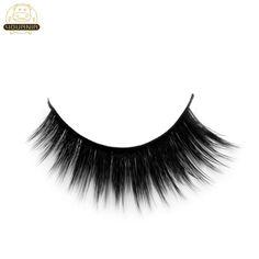 2017 New natural silk lashes 3d silk lashes strip lashes