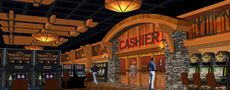 North Country Casino Interior and Exterior design and implementation planning - Oklahoma - http://www.i5design.com/casino-design/