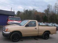 1998 Nissan Frontier for sale in Thornburg VA