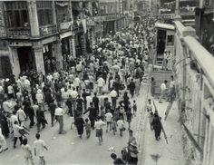 1960s Shanghai st by eternal1966b, via Flickr