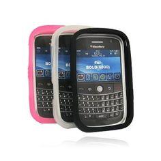 Coque en Silicone pour BlackBerry Bold