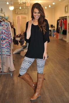 How to Wear Leggings Every Day of the Week - The Wantable Style Blog