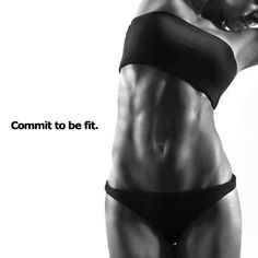 commit to be fit :)