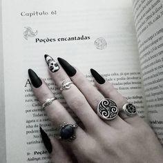 That triskelion ring though! Rokaia M.A.B.