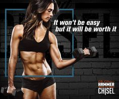 The Master's Hammer and Chisel is a hardcore 2 months. But just wait 'til you look in the mirror on Day 60. Are you ready to feel and look amazing? Get 1st access at: http://soreyfitness.com/beachbody-2/hammer-and-chisel-workout-autumn-calabrese-sagi-kalev/