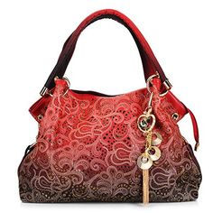 Red Spotty Oilcloth Overnight Weekend Gym Bag By Katz Dancewear PP6P Christmas
