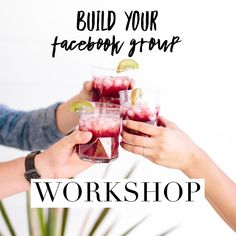 Build Your Facebook Group Free Training