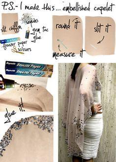 DIY fashion & accessories
