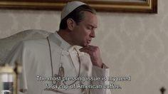 20294a6bb01a023a5d36e39364456b28 the young pope gif gifs and memes pinterest jude law