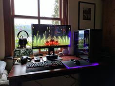 Just moved to Scotland and pleased to have established my new battlestation!