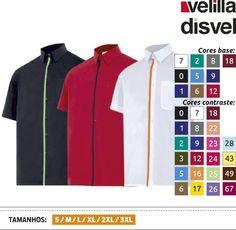 URID Merchandise -   CAMISA P531 BICOLOR   22.47 http://uridmerchandise.com/loja/camisa-p531-bicolor/