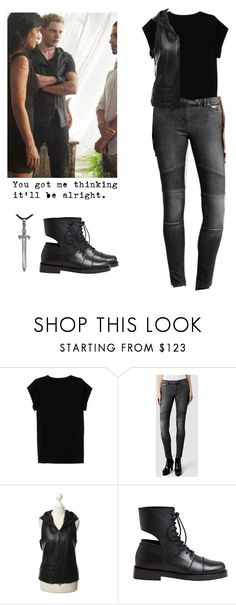 """""""Jace Wayland - shadowhunters"""" by shadyannon ❤ liked on Polyvore featuring Isabel Marant, AllSaints, MICHALSKY, Achilles Ion Gabriel and S.W.O.R.D."""