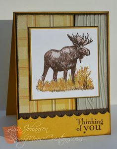 Moose be Thinking of You FM135 by Alcojo94 - Cards and Paper Crafts at Splitcoaststampers