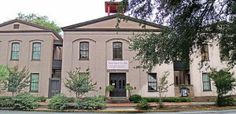 The Massie Heritage Interpretation Center is a great place to learn about Savannah's history.