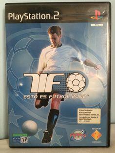 Esto es Futbol 2002 game.