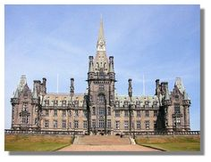 Fettes College by David Bryce