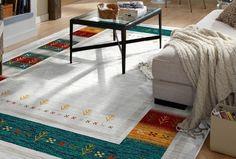 Teppich, Design modern , 200 x 300 cm, Grau, Wolle !!!