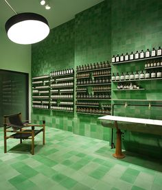 Aesop signature store by Weiss–heiten, Berlin – Germany »  Retail Design Blog